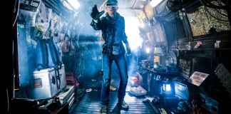 Ready Player One Review Trailer VR Gaming Gamer Nerd Geek Movie Flick 80s Funk RP1_edited