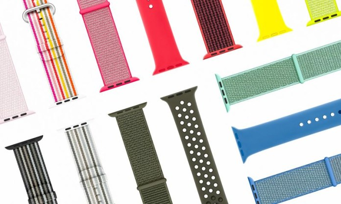 Apple-Watch-Series3_springbands_Hermes Nike Styles New Fashion Wearables Tech