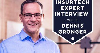 Insurtech Expert Interview Professional Influencer Dennis Grönger