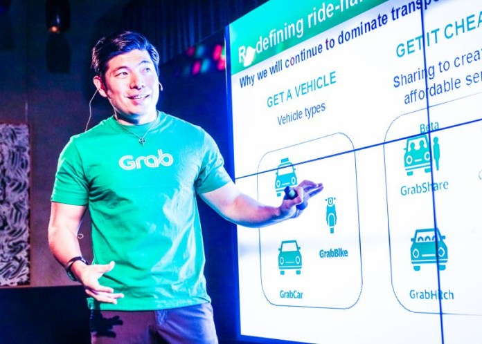 Grab Uber Merge Southeast Asia 5 Year Event Presentation Keynote Advantages News
