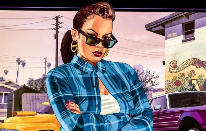 Grand Theft Auto 5 Sells 95 Million Copies GTA V News Post Gaming Low-Rider Girl Wallpaper Rockstar Games