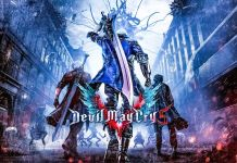 DMC5 Devil May Cry Capcom Japanese Hack and Slay new Game Key Art Cover Candidate Preview News Announced Trailer Release Date Information