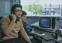 Emails in the 80s Video