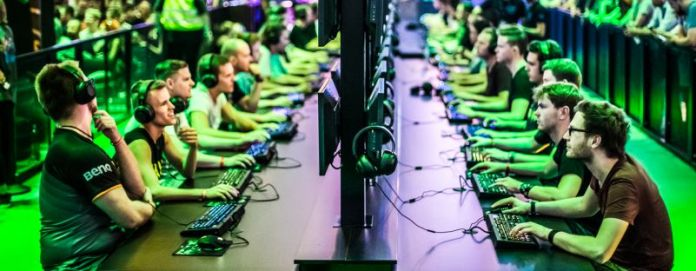 Gaming Addiction Is Now Recognized by the WHO Blizzard Activision Booth Gamescom Marcus Verch