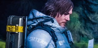 Hideo Kojima Reveals New Death Stranding Trailer E3 News Norman Reedus Walking Dead Screenshot Gameplay Demo Footage
