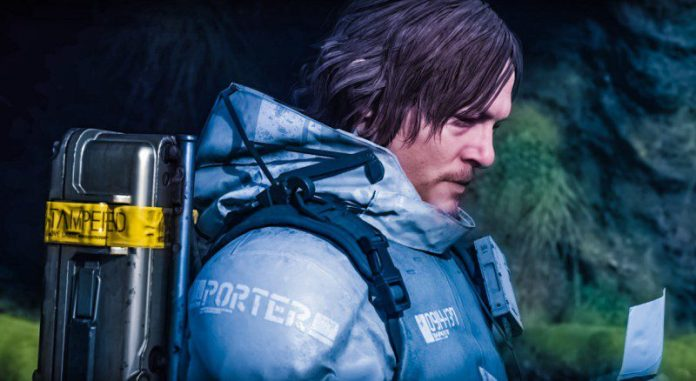 Hideo Kojima Reveals New Death Stranding Trailer E3 News Norman Reedus Walking Dead Screenshot Gameplay Demo Footage