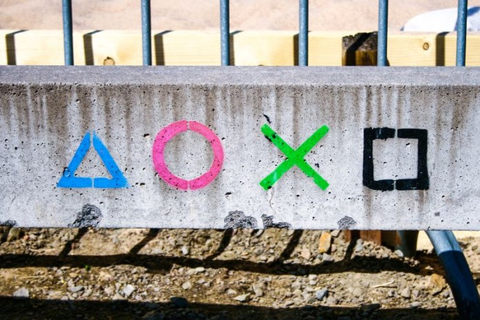 Sony PlayStation Logo Symbols Stencil Art PS5 E3 End of Life News Opinion