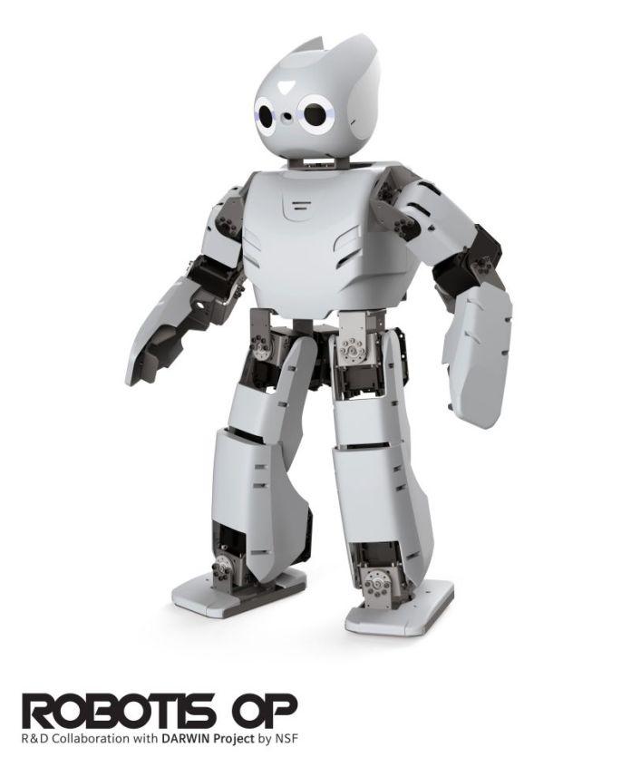 LG-ROBOTIS-R-D-Collaboration-Darwin-Project-NSF-Robotics