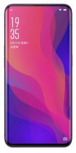 New smartphone release oppo find x product preview news shot photo front android chinese_compressed