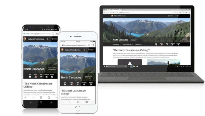 ProjectE--Hero-Microsoft-Edge-Browser-Android-iOS-App-Alternative-New-Feature-Report-screenshots-with-laptop-windows-10