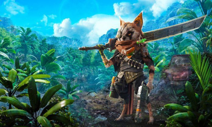 Gamescom 2018 Awards Feature Image Raccoon Character From Biomutant