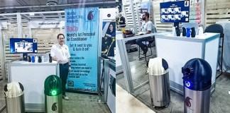 Mobile Comfort RoCo Robot AC