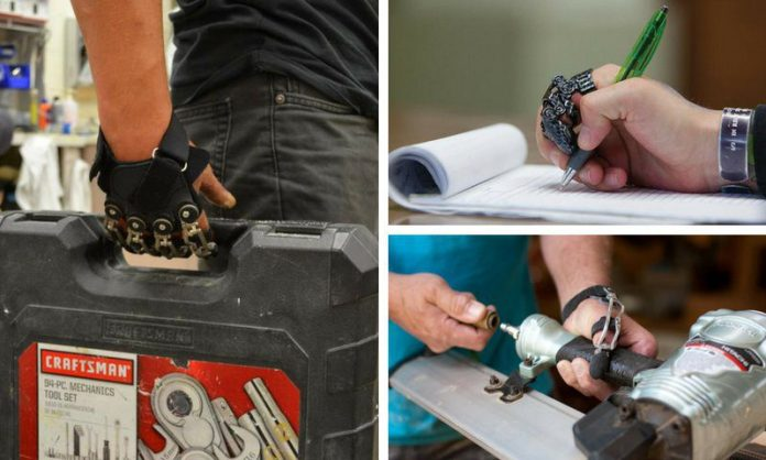 NP Devices Naked Prosthetics MCPDriver PIPDriver ThumbDriver 3d Printed