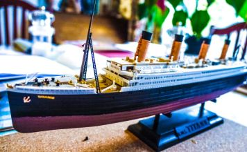 RMS Titanic II 2 Model New Ship Replica Rebuilt Video Concept Footage Article IGN Report