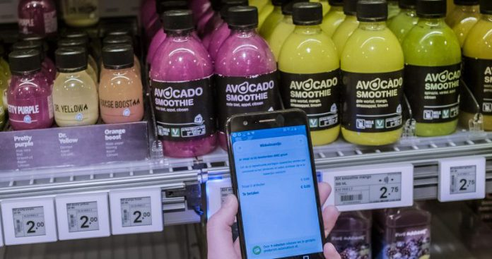 Tap to go - mobiel_edited Dutch Albert Heijn Enables New Age of Payment Ahold Delhaize
