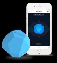 Phonotonic Dancing Gadgets Motion Music Fun Device Startup Front View App