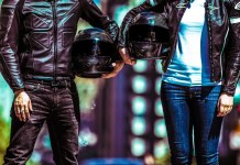 Jarvish Smart Motorcycle Helmet AR System