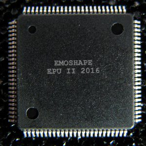Top shot of the EPU-II