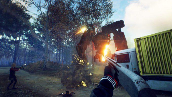 Generation Zero Screenshot Tank 03