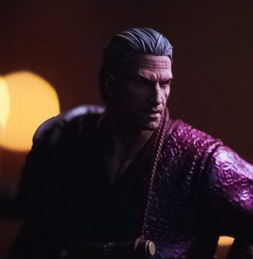 CD Projekt Red Store Launch Preorder Geralt Of Rivia Japanese Style Ronin Samurai Figure