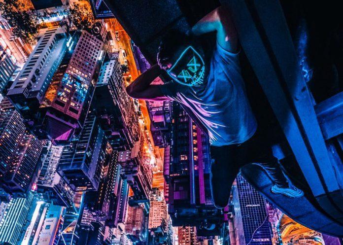 simon-zhu-universal-basic-income-ubi-startup-founding-help-guide-info-man-urban-cyberpunk-photo