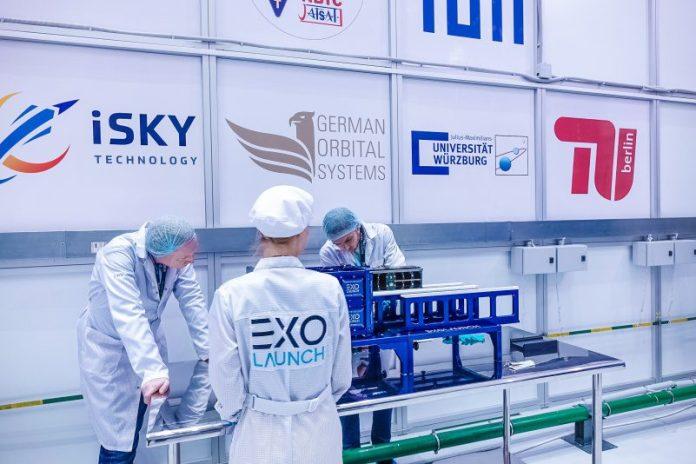 EXOLAUNCH Supports Deutsches Zentrum für Luft und Raumfahrt with Largest German Smallsat Cluster Launch NewSpace Startup News