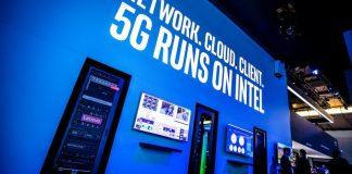Intel MWC Lenovo Rack 5G Demo Apple Buys Smartphone Modem Business Tech News