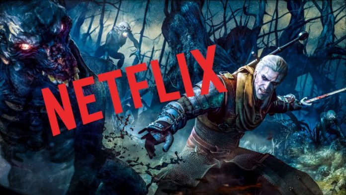 The Witcher Netflix New Netflix Show TV Series 1