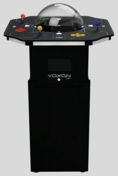 Voxon Z3D: Your Own Holographic Gaming Arcade - TechAcute
