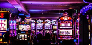 Online Casino Tips Slots Machines Photo Lights