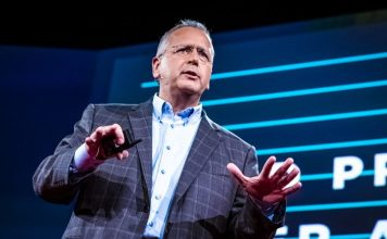 Joseph DeSimone 3D Printing Potential Video Faster Industry Manufacturing TED Talks Innovation Technology Speech