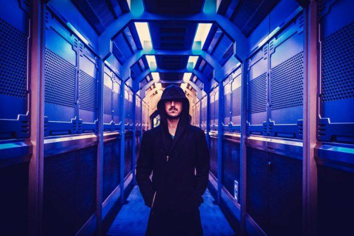 Man Dark Hoody Veiled Creepy Standing Stalking Social Media Fake Followers As Weapon Info