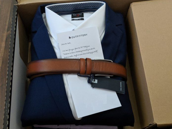 Outfittery Box Test Review