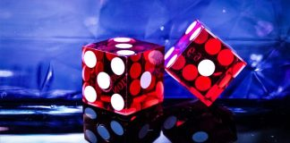 Red Dice Pair Of Die Online Casino Gambling Games Real Money How To Tips Article Video