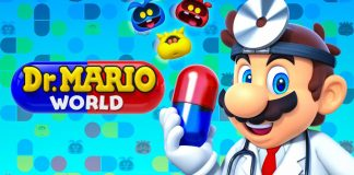 Dr Mario World iOS Android App Free Mobile Game Nintendo Review Rating Download Link