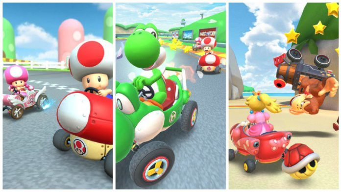 Mario Kart Tour Screenshots