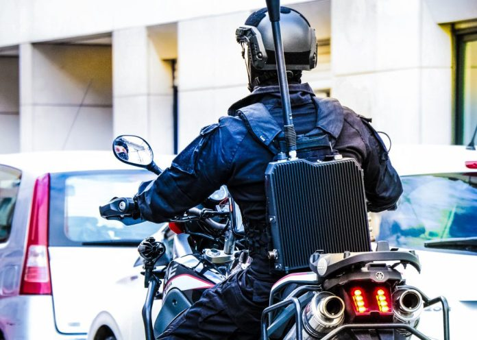 CerbAir_Manpack_Moto_Anti-Drone-Solution-Bike-Mobile-Disruptor-jammer