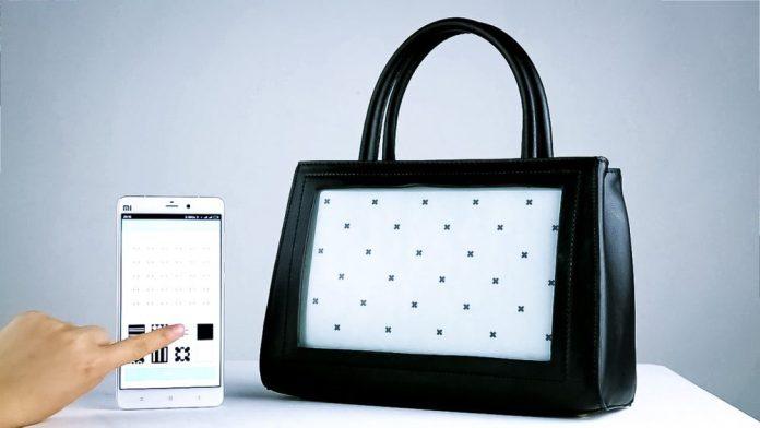 xShüu Smart Shoes Bags Shades FashionTech Pattern App