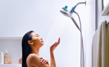 Moen INLY Aromatherapy Handshowers Deliver Pure Relaxation