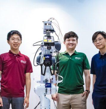 Singapore Researchers Intel Neuromorphic Computing Enable Robots Feel Harold Soh Benjamin Tee Sng Weicong Tasbolat Taunyazov See Hian Hian