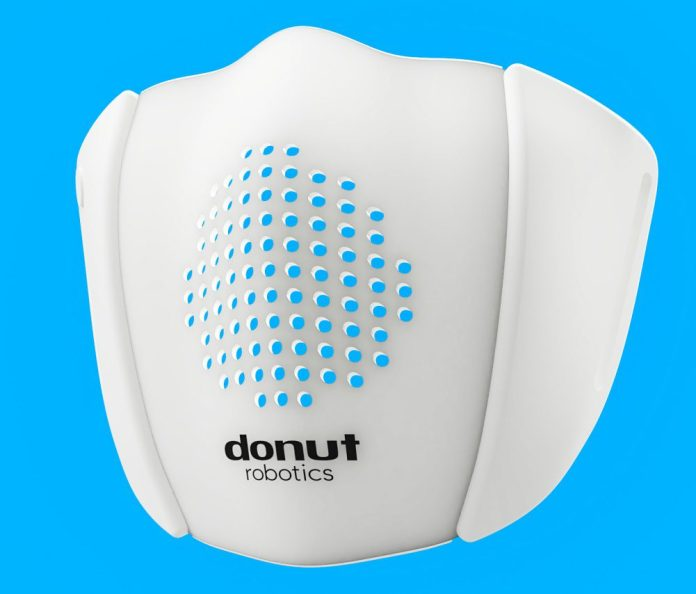 Donut Robotics Translation Mask