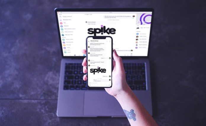 Spike Email Service App for Productivity