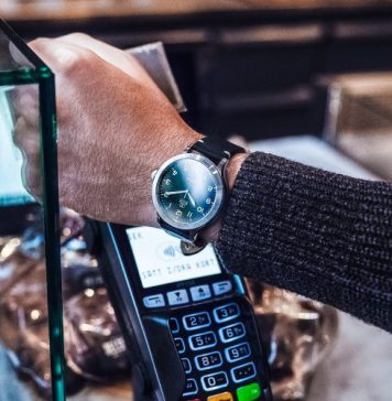 BOOM Watches in collaboration with Fidesmo Pay FinTech News Post Wearables Smartwatch Contactless Payment