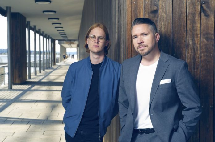 Erling Løken Andersen Founder CEO François Savard Co-founder CTO Advokatguiden Helps You Find Lawyers in Norway
