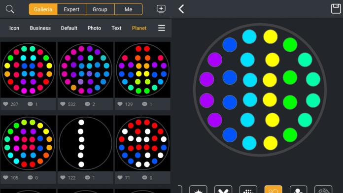 Divoom App Screenshot