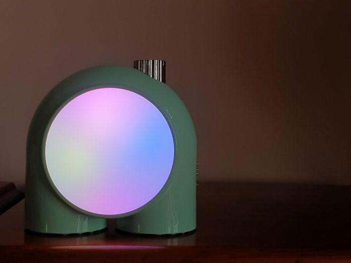 Divoom Smart Lamp Planet-9 Gadget Colors