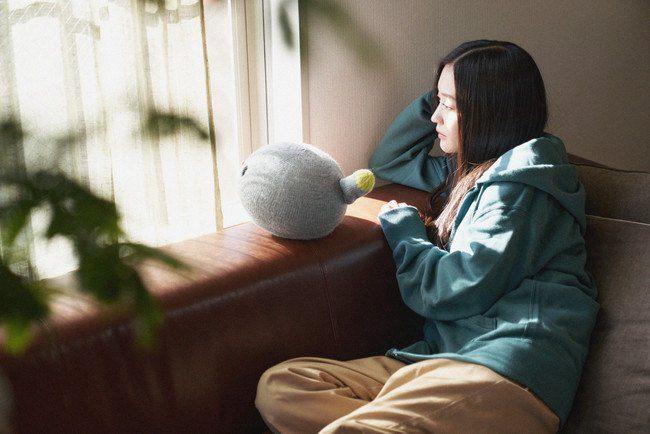 Panasonic Nicobo Flatmate Relaxing Together