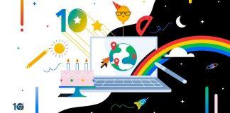 Intel Google Chromebook 10 Year Anniversary