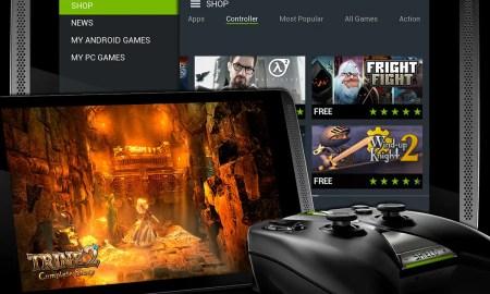 NVIDIA SHIELD Tablet (images courtesy NVIDIA)