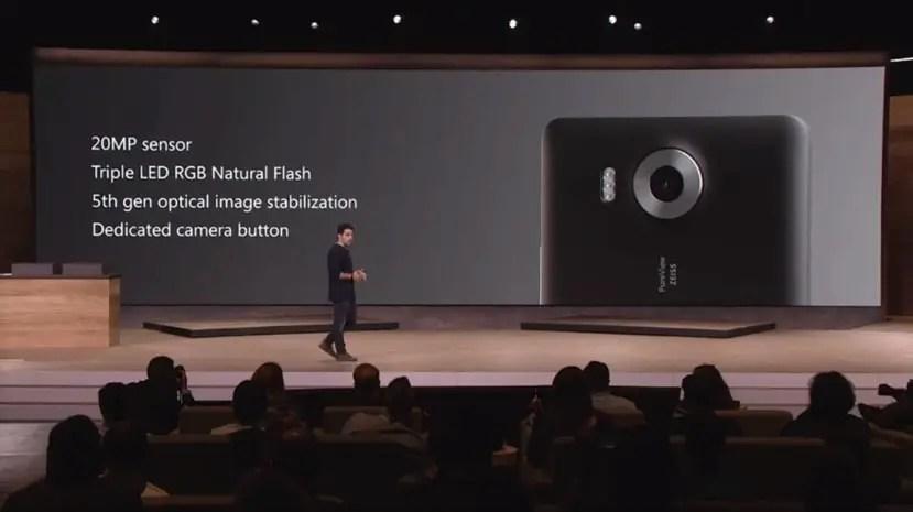 Lumia-950-Camera-Specs